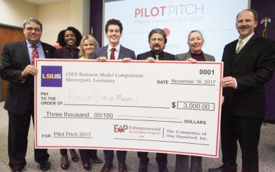 EAP and LSUS business model competition winner announced