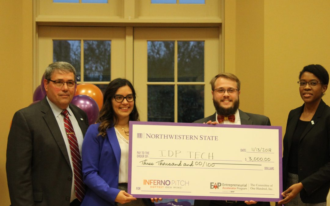 Entrepreneurial Accelerator Program partners with four North Louisiana universities