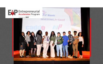 EAP mentors Junior Achievement students in Brees Dream Foundation competition